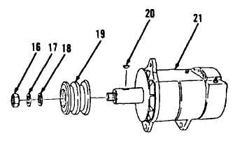 Delco Remy Alternator on delco remy starter wiring diagram