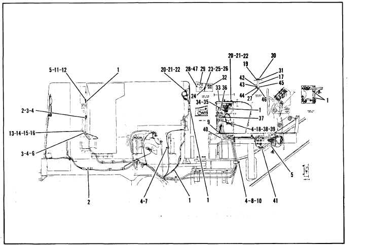 arctic cat 600 motor diagram